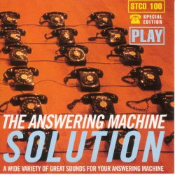 THE ANSWERING MACHINE SOLUTION - Cover